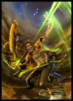 KUNG FU FIGHTING by XVIISideris