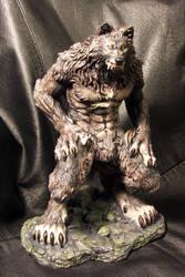 Angela's Werewolf painted by Meadowknight