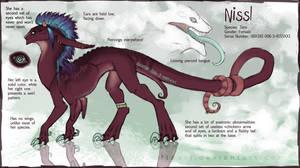 Nissl Ref Sheet '10 by Floeur
