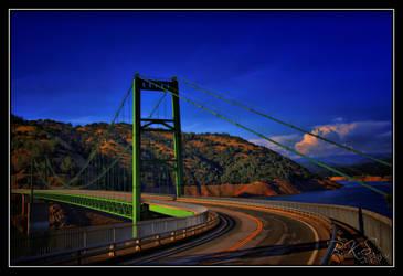 Lake View Bridge by o0oLUXo0o