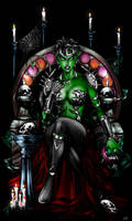 Goblin Queen by CelticBolt by TheSteampunker