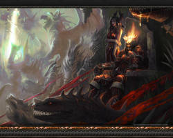 the darkstone king by breath-art