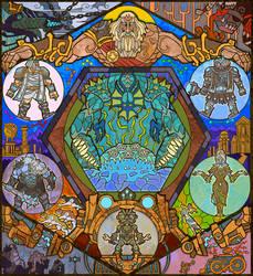 palace of guardian:Ulduar by breath-art
