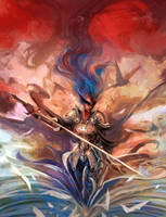 sword in book by breath-art