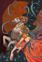 dream of Aries by breath-art