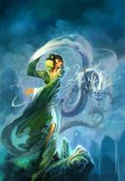 dragon girl by breath-art