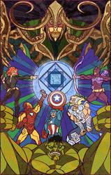 Avengers by breath-art