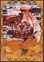 nest of Smaug by breath-art