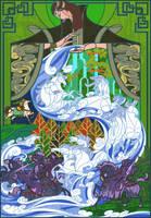 river of Bruinen by breath-art
