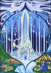 dream of Gondolin by breath-art