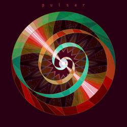 STARS:pulsar by breath-art
