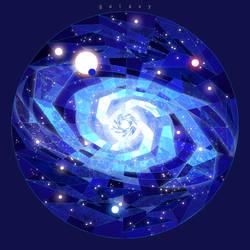 STARS:GALAXY by breath-art