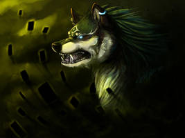 Beast of the Half Light by EndoFire