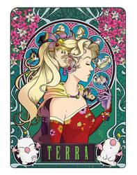 Terra by Draw-Bert