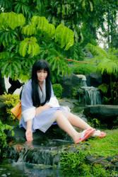 Mio Akiyama - Yukata Ver. by g4ronk
