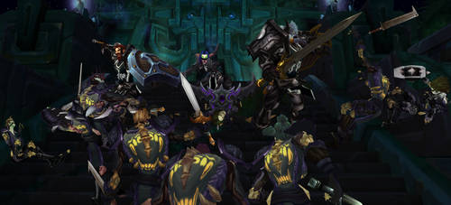 Kick Them Down by Magnus--Bane