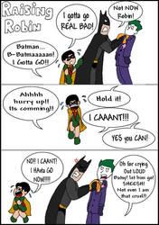 Raising Robin -5- by LibraryNinja