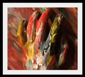 Hand of Love 2 by Marionessa