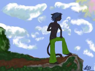 .Pandariel. by UsaniPanda