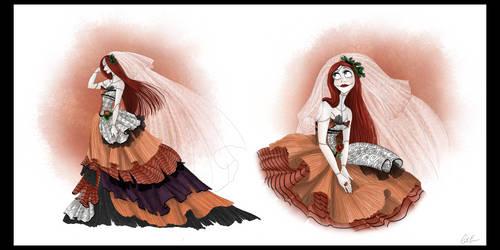 Ragdoll Bride by Julibee-Darling