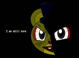 I am still here by KnightAtNights