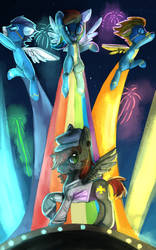 Once in a life time event by Bread-Crumbz