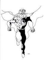 Superman by Banana-peel