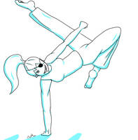Dancetale Undyne by CleoArrow