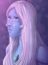 Blue Diamond by CleoArrow