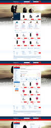 Sports e commerce Full version by Visual-Creative