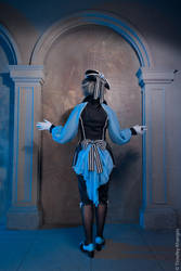 Vampire Butterfly by PrinceAri13