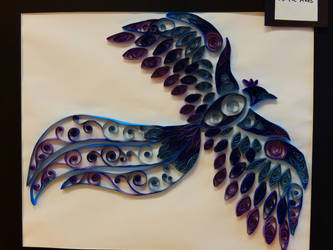 Paper Quilling by UVRaven
