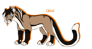 Demi's Feral Ref 2015 by DemiReality