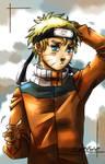 Naruto Kun by MrtViolet