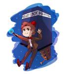 11th Doctor by MrtViolet