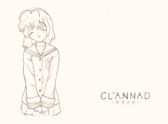 Furukawa Nagisa -Clannad by AriaDaCapo