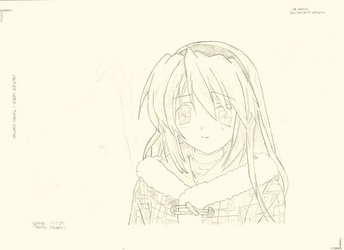 Tomoyo Sakagami -Clannad by AriaDaCapo