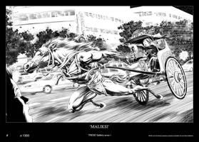 TRESE: Maliksi by kajobaldisimo