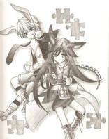 Pandora Hearts: PYON by Tsiih-chan