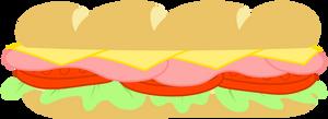 MLP Resource: Subway Sandwich by ZuTheSkunk