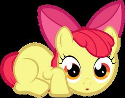 MLP Resource: Applebloom 02 by ZuTheSkunk