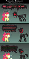 Comic: Unexpected Encounters by ZuTheSkunk