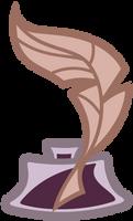 MLP Resource: Lauren Faust's OC's cutie mark by ZuTheSkunk