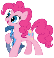 MLP Resource: Pinkie Pie 02 by ZuTheSkunk