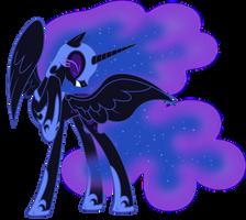 MLP Resource: Nightmare Moon 06 by ZuTheSkunk