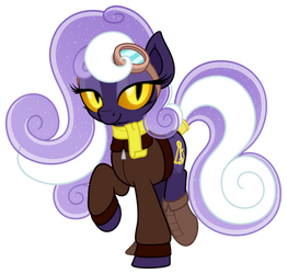Commission: Nightmare Aether Naut by ZuTheSkunk