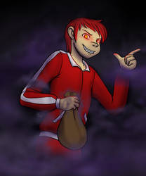 Run While you Can by mewgal