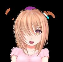 Anime girl by TheNivixX