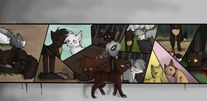 Tigerstar's Change ||Contest Entry by saeshells