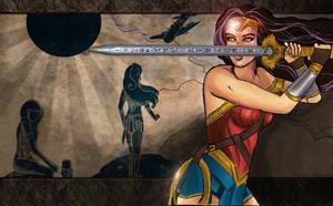 Wonder Woman 2017 Contest by krisramie